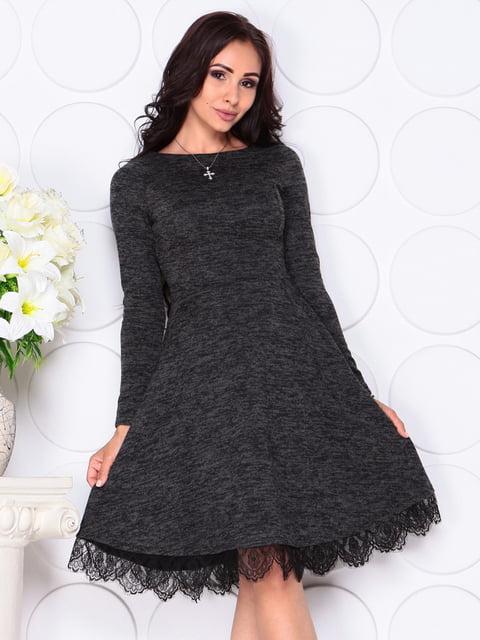 Платье черное Laura Bettini 4419766