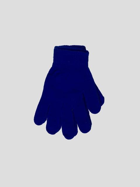 Рукавички яскраво-сині Max 4397739