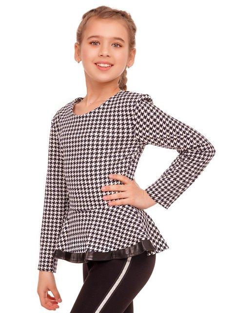Блуза в гусячу лапку Tashkan 4420113