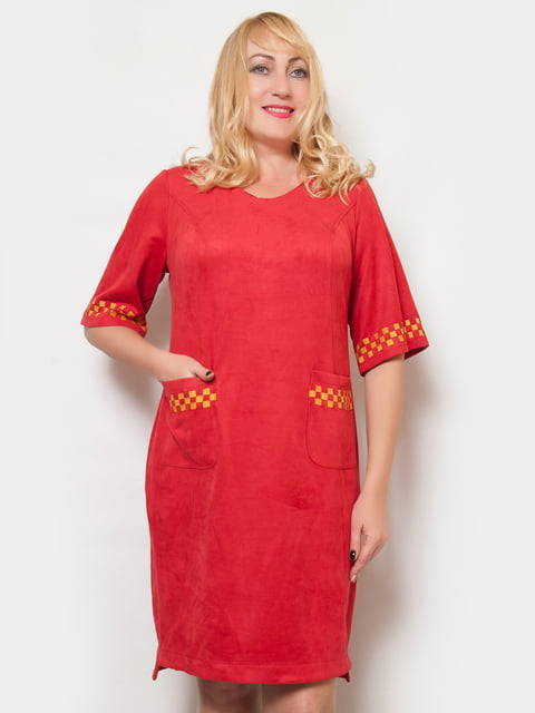 Сукня червона LibeAmore 4424780
