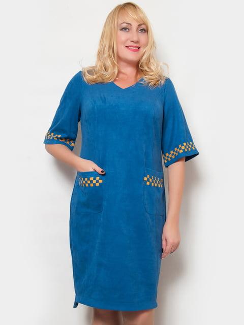 Сукня синя LibeAmore 4424785