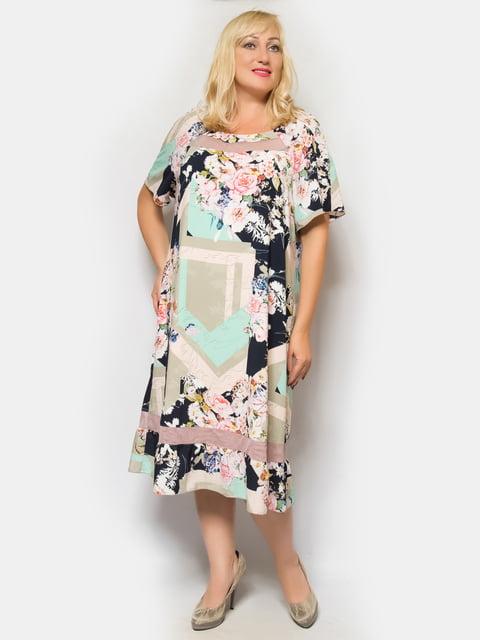 Сукня комбінованого забарвлення LibeAmore 4424821