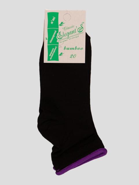 Шкарпетки чорні ELEGANTS 3595370