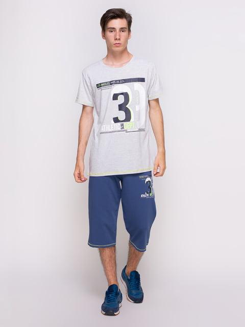 Комплект: футболка и бриджи IPEKTENIM 4388377