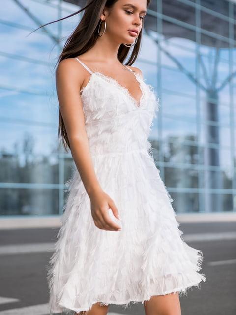 Платье белое Gepur 4422697