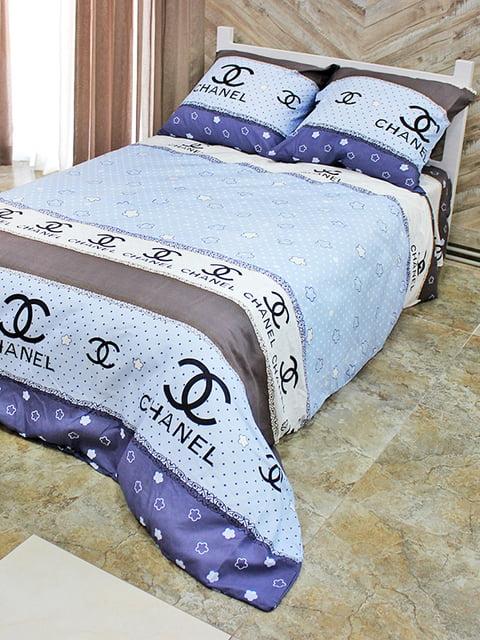 Комплект постельного белья семейный At Home 4427274