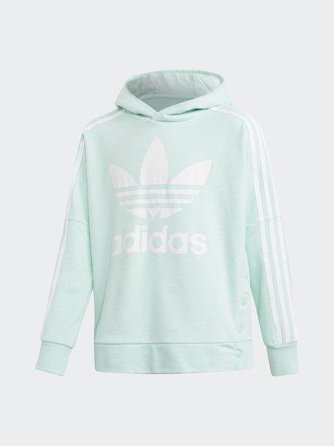 Толстовка бірюзова Adidas 4440750