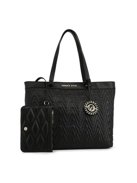 Сумка чорна Versace Jeans 4441065