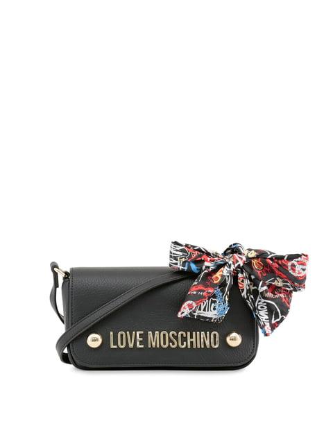 Сумка чорна Love Moschino 4441177