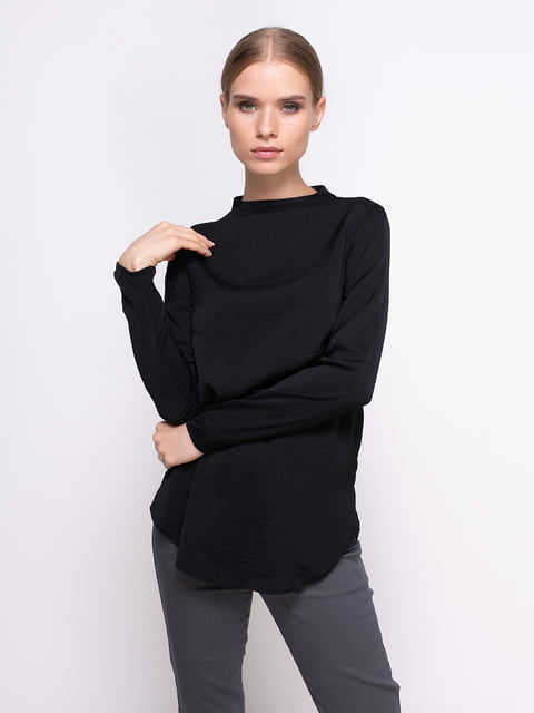 Блуза черная H&M 4423662
