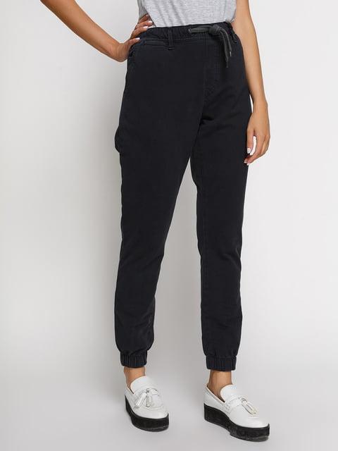 Джинсы темно-серые с эффектом потертых Pepe Jeans 3160316