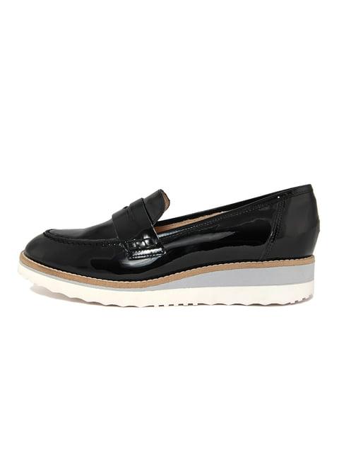 Туфлі чорні EJE 4445462