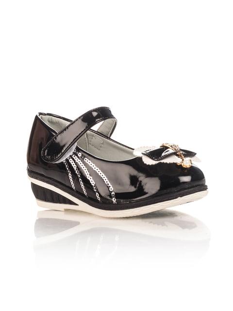 Туфли черные Шалунишка 4408563