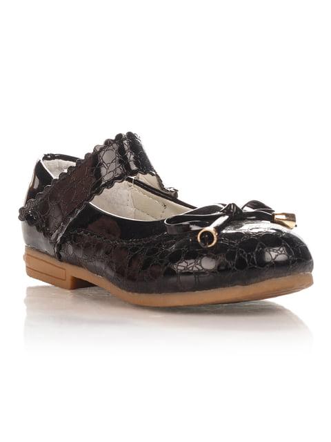 Туфли черные Шалунишка 4408110