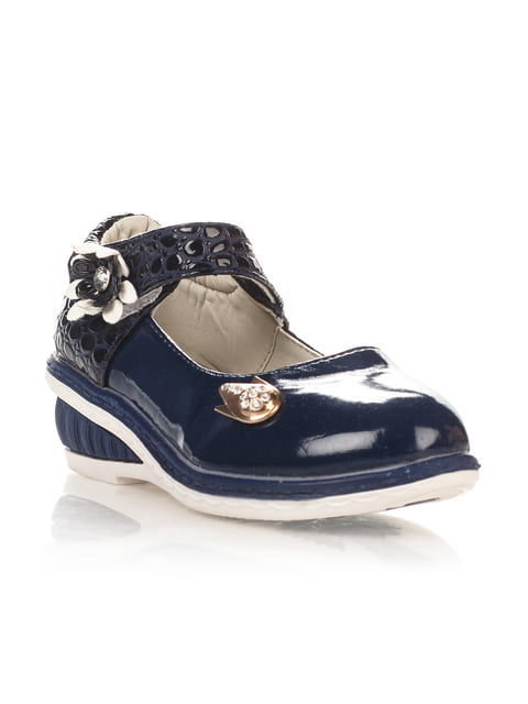 Туфли синие Шалунишка 4408362