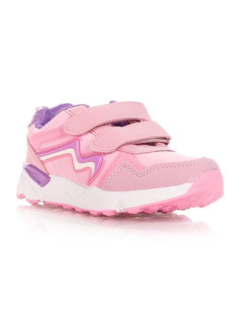 Кроссовки розовые Шалунишка 4412191