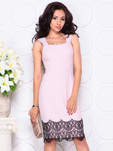 Платье бежевое Laura Bettini 4444583