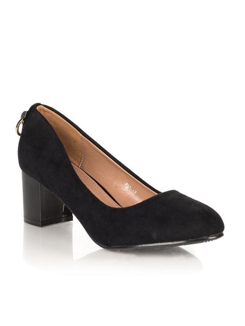 Туфлі чорні Mengfuna 4445705