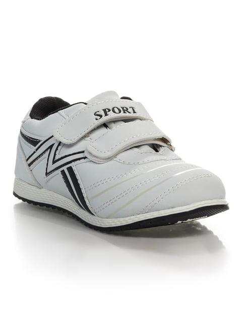 Кросівки білі Шалунишка 4409406