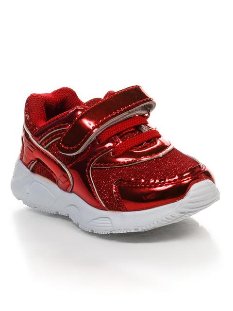 Кросівки червоні Шалунишка 4409407