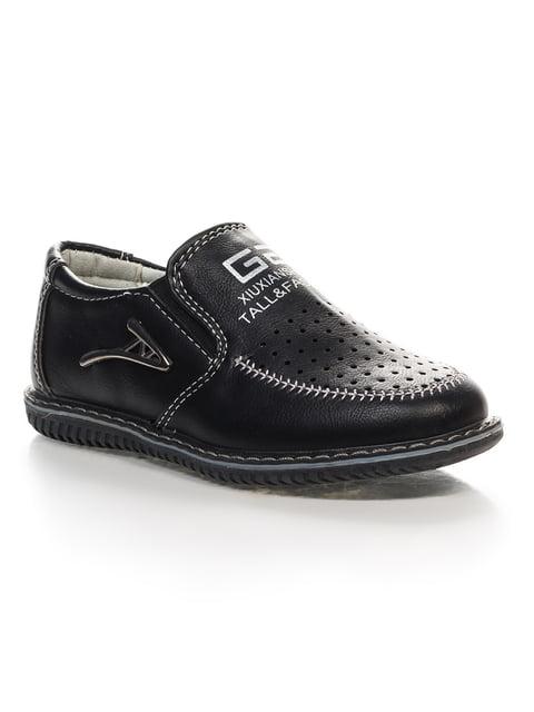 Туфли черные Шалунишка 4409353