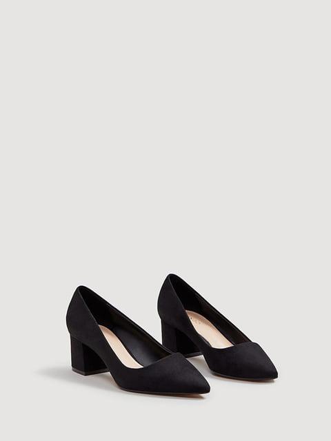 Туфли черные Mango 4440706