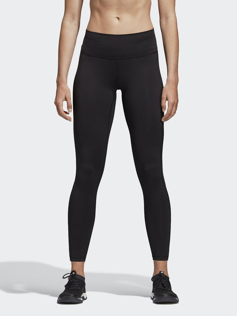 Леггинсы черные Adidas 4443097