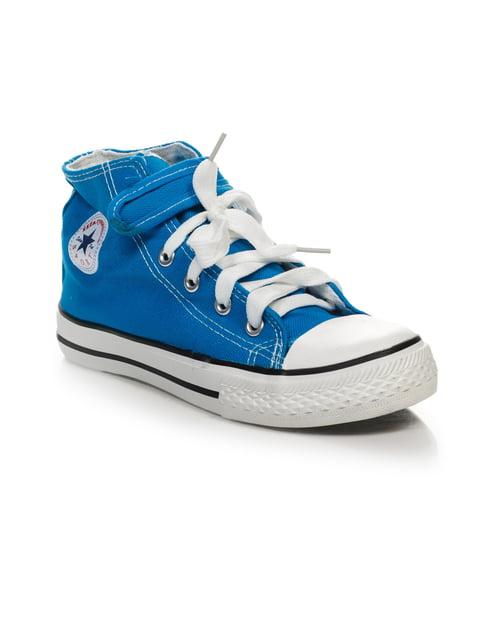 Кеды голубые Шалунишка 4400406