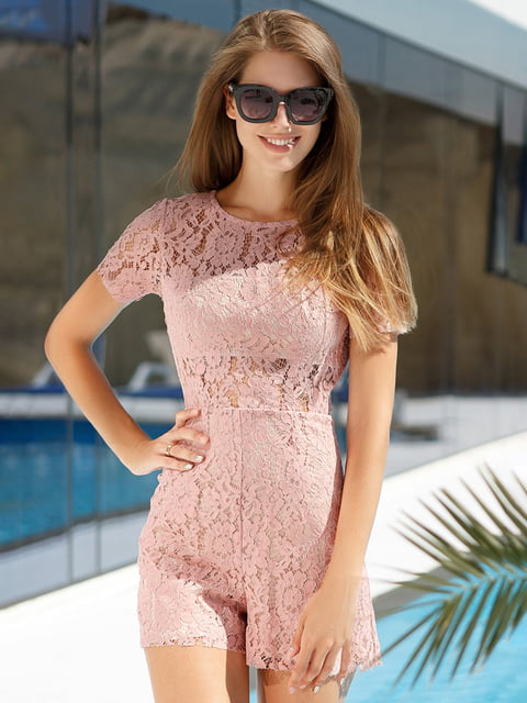 Комбинезон розовый Gepur 4327370