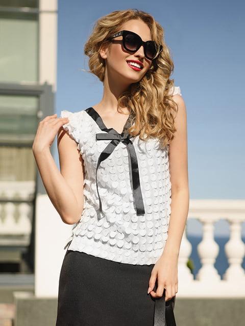 Блуза белая Gepur 4373061