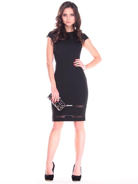 Платье черное Maurini 2784050