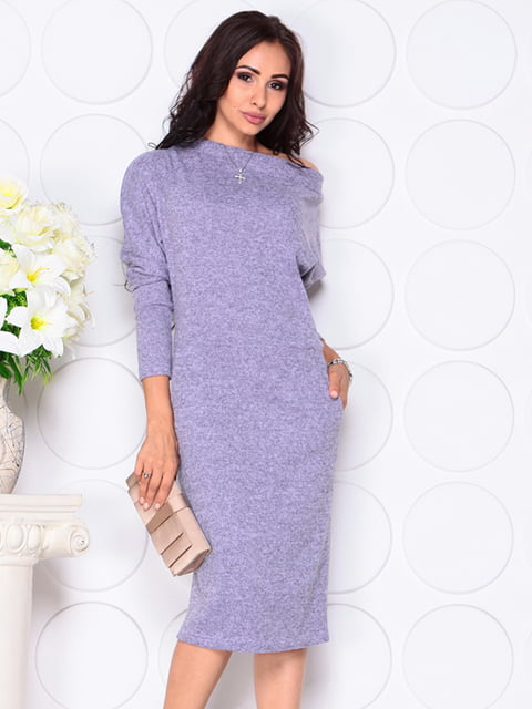 Сукня бузкова Laura Bettini 4444567