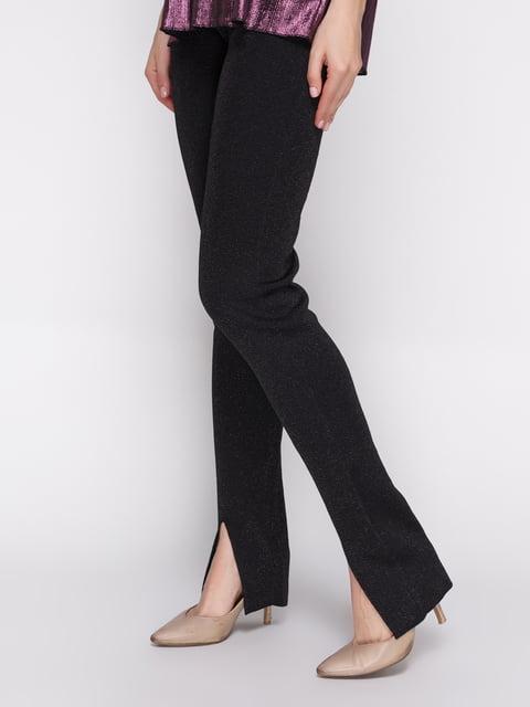 Штани чорні Zara 3911418
