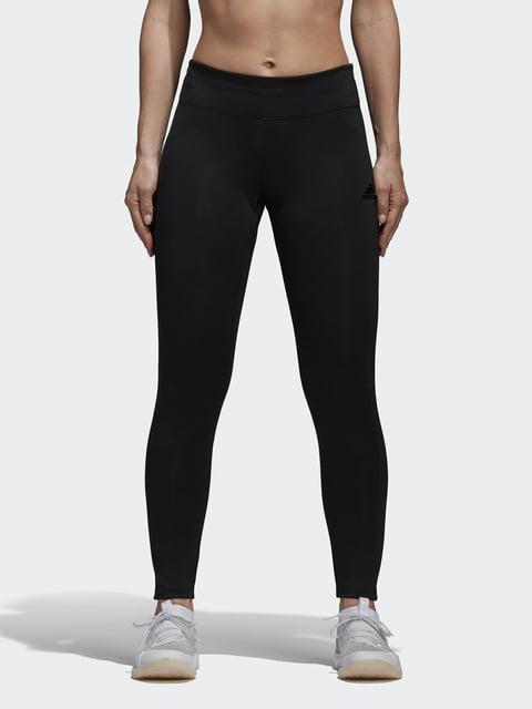 Леггинсы черные Adidas 4442968