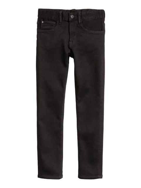 Джинси чорні H&M 4378329