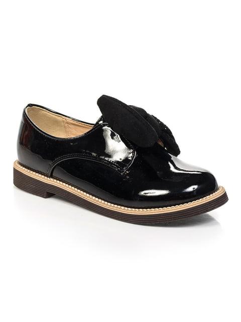 Туфли черные Солнце 4409382