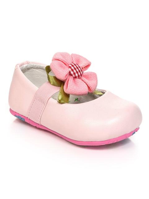 Туфли розовые Buddy boy 4409386