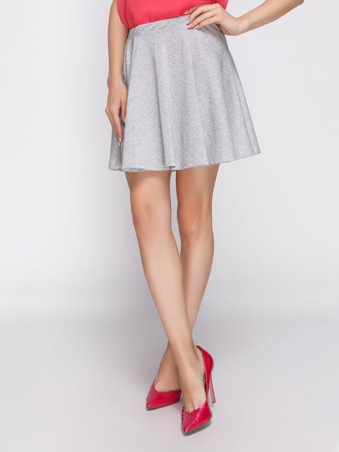 Спідниця блакитна Zara 3601042
