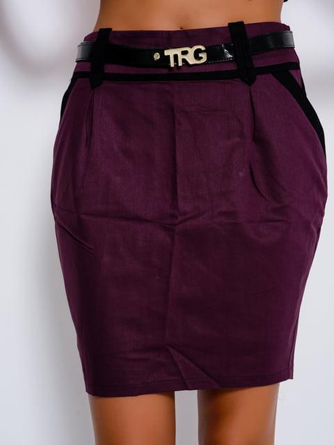 Юбка фиолетовая Magnet 4459467