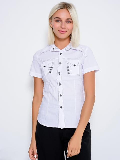 Сорочка біла Magnet 4459484