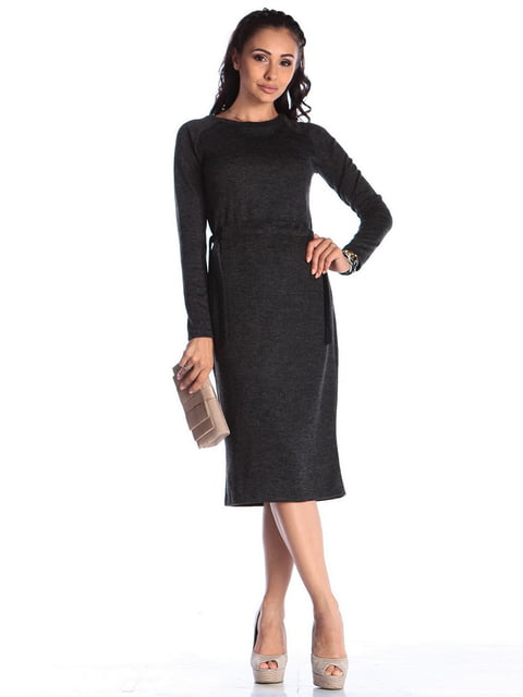 Платье черное Laura Bettini 4459823