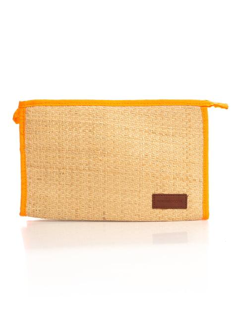 Косметичка оранжевая Women Secret 2992523