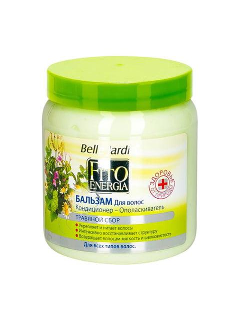 Бальзам для всех типов волос «Травяной сбор» (500 мл) Belle Jardin 4464496