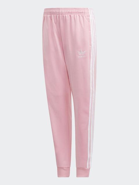 Брюки розовые Adidas 4458711