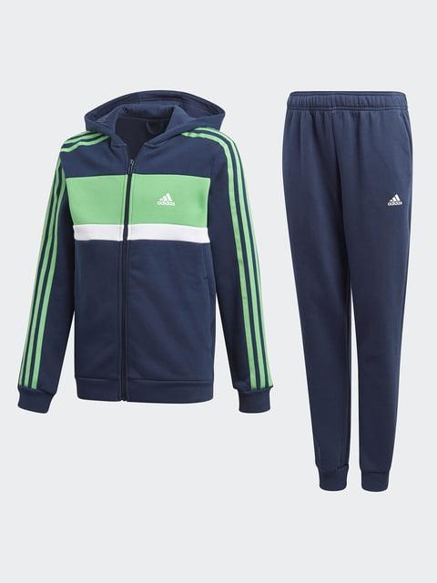 Костюм спортивний: кофта та штани Adidas 4458732