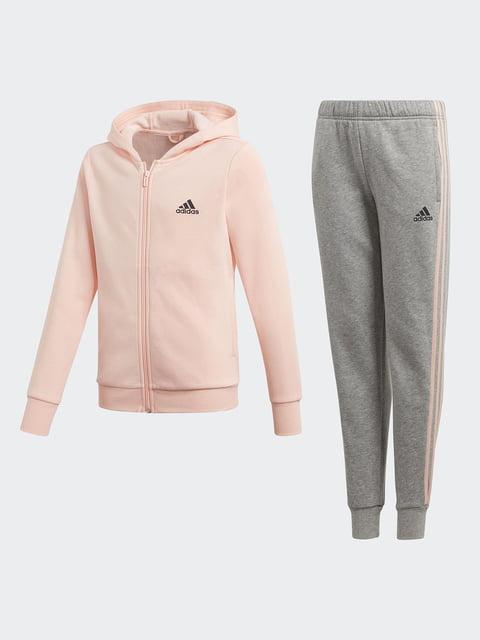 Костюм спортивный: толстовка и брюки Adidas 4458734