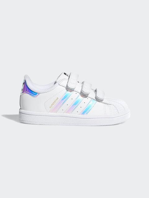 Кросівки білі Adidas 4458818