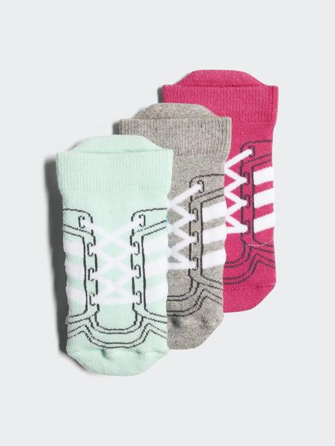 Набор носков (3 пары) Adidas 4458834