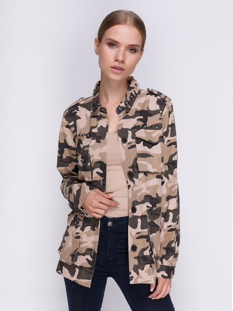 Куртка камуфляжного забарвлення Springfield 3967002