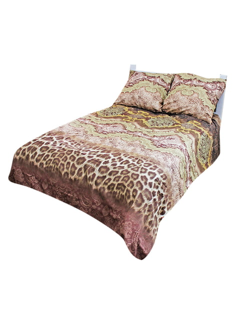 Комплект постельного белья семейный At Home 4465805